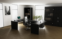 Office Interior 01B
